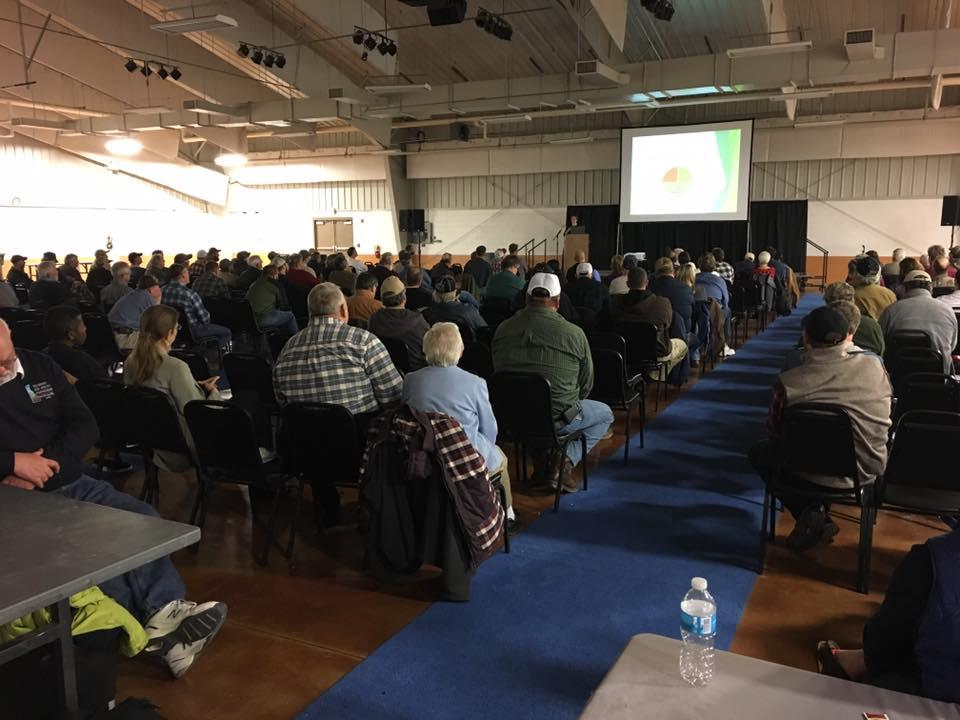 Soil Health Session at Delaware Ag Week