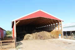 Manure Storage Structure in New Castle County