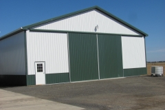 Storage Building for Ag Chemicals in New Castle County
