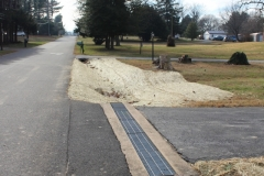 Drainage Project in New Castle County