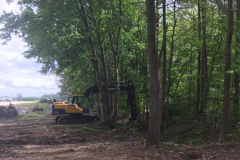 Heavy Equipment Project in Sussex County